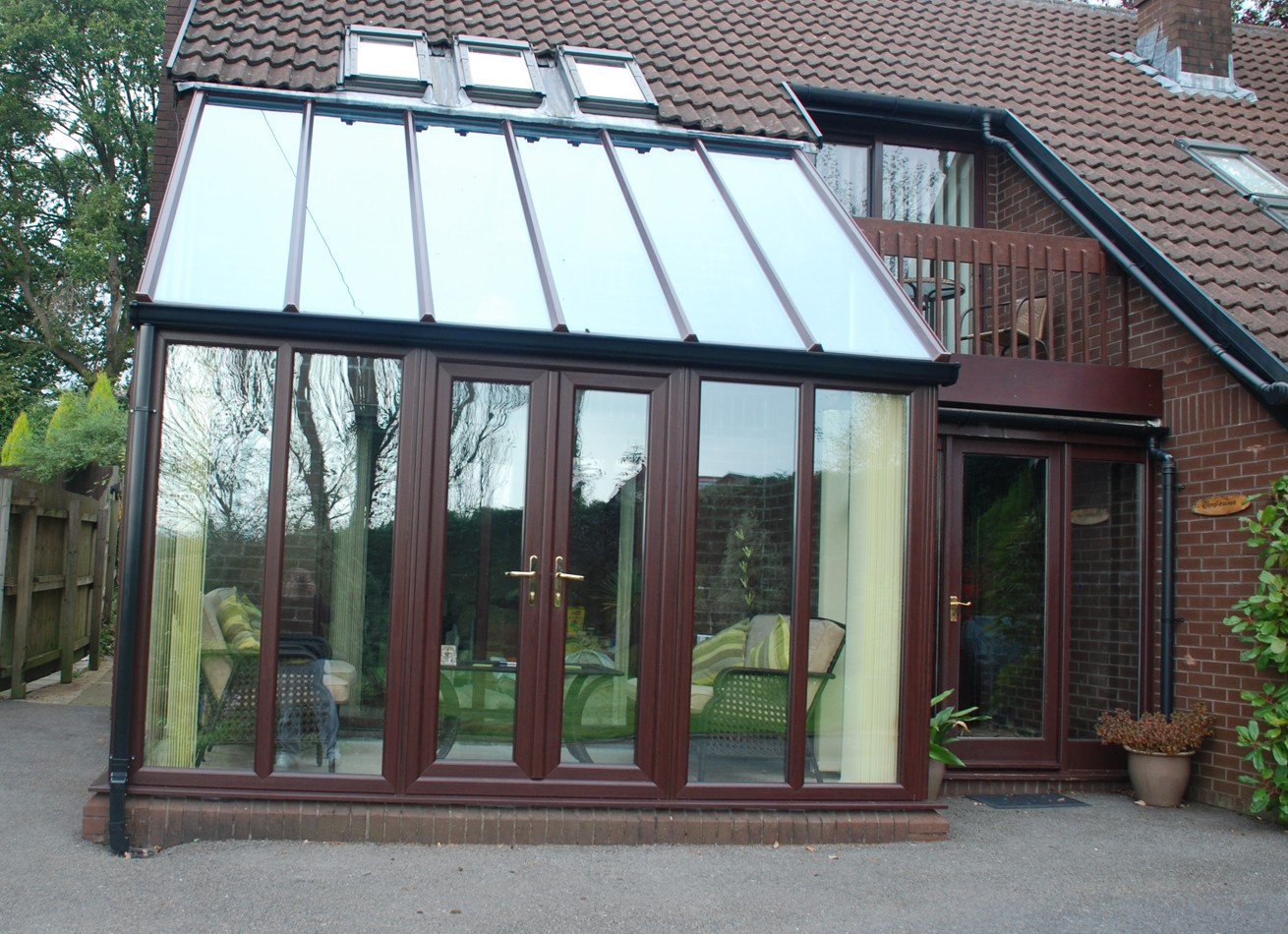 Lean to conservatory lean to conservatories for Adding a conservatory