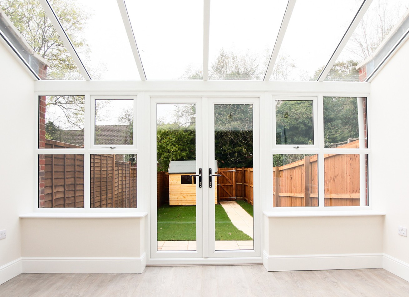 Upvc french doors french windows for Upvc french doors used